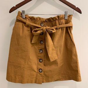 Forever 21 Scrunched skirt